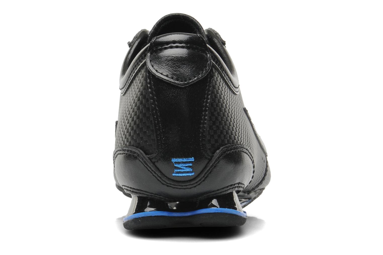Nike Shox Rivalry Homme Noir Et Bleu