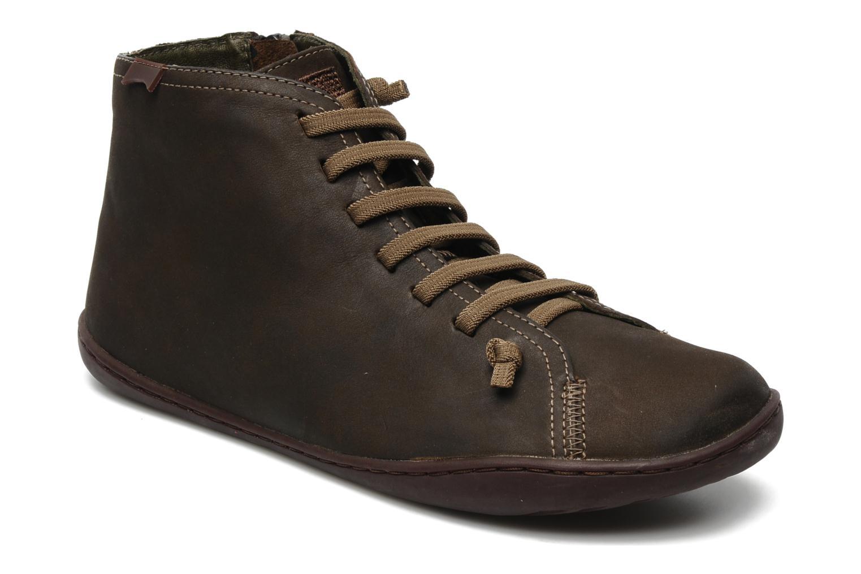 camper peu cami 36411 bruin sneakers bij 108317