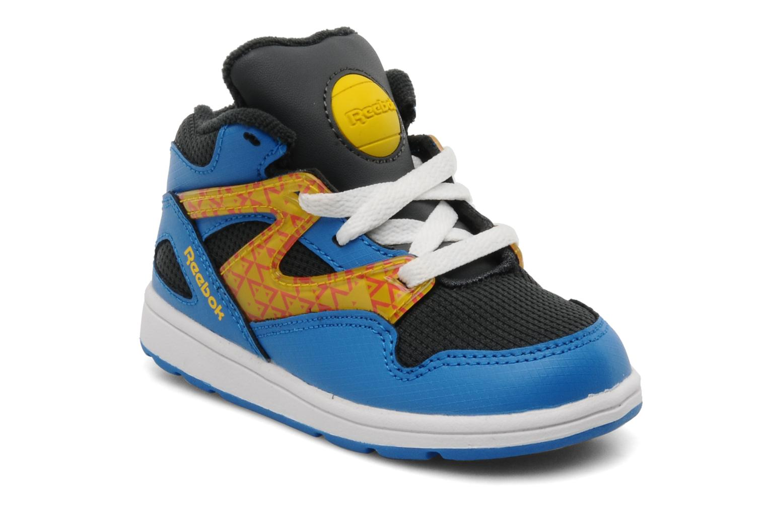 reebok versa pump omni lite trainers in blue at 114062. Black Bedroom Furniture Sets. Home Design Ideas