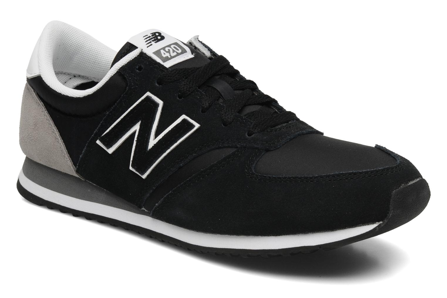 new balance - 420 - baskets - noir/gris