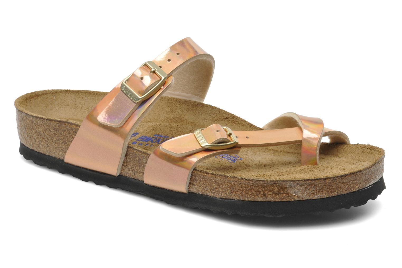 Birkenstock Mayari Sandals In Pink At Sarenza Co Uk 218013