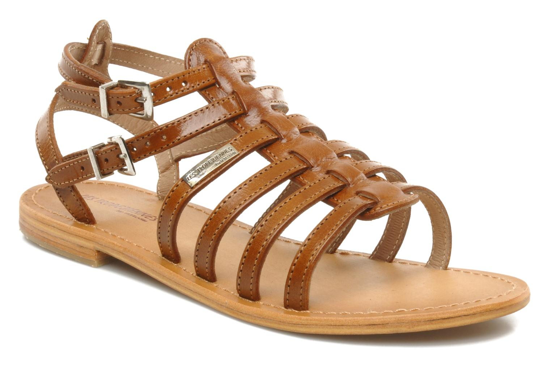 les trop ziennes par m belarbi hic marron sandales et nu pieds chez sarenza 90047. Black Bedroom Furniture Sets. Home Design Ideas