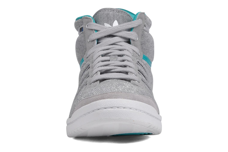 adidas originals top ten hi sleek w trainers in grey at. Black Bedroom Furniture Sets. Home Design Ideas