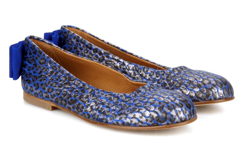 petite maloles petite cornelia bleu ballerines chez sarenza 68808. Black Bedroom Furniture Sets. Home Design Ideas