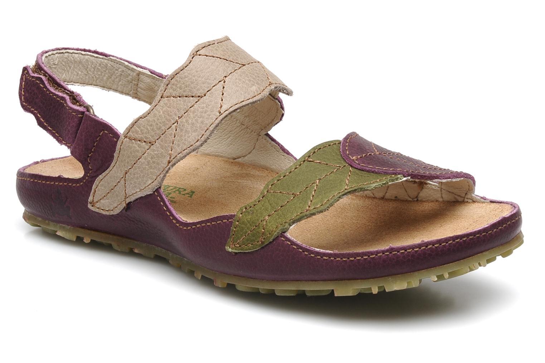 el naturalista ikebana no119 sandals in purple at sarenza. Black Bedroom Furniture Sets. Home Design Ideas
