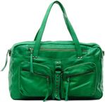 Pieces Kendra leather Travel Bag