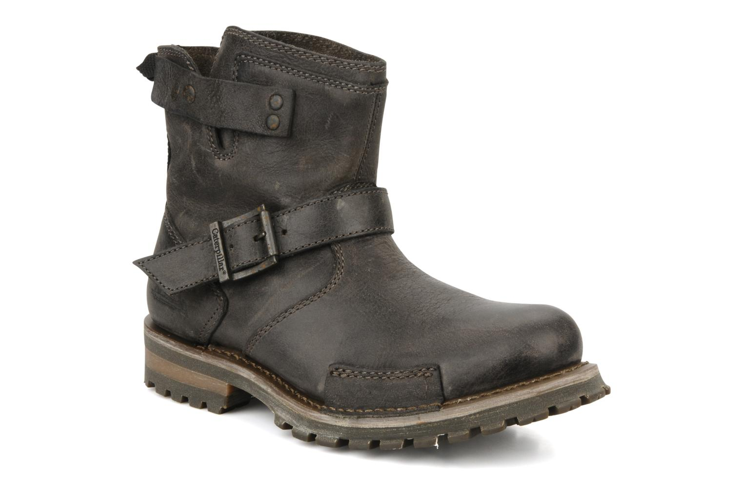 Caterpillar Vern Ankle Boots In Grey At Sarenza Co Uk 77128
