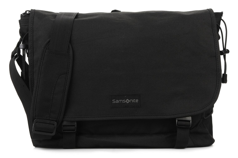 samsonite offtread laptop messenger noir business chez sarenza 78833. Black Bedroom Furniture Sets. Home Design Ideas