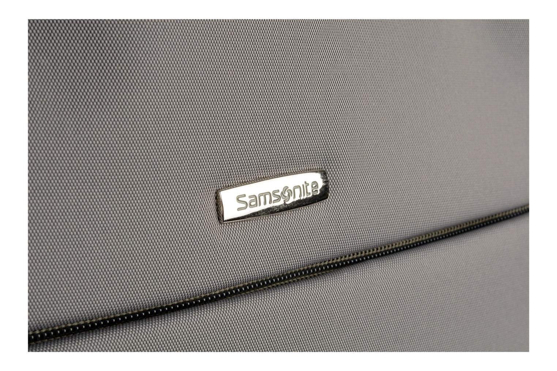 samsonite b lite lhb horizontal shoulder gris sacs main chez sarenza 78815. Black Bedroom Furniture Sets. Home Design Ideas