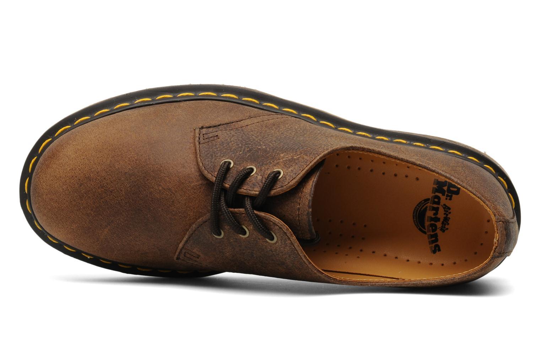 dr martens 1461 w marron chaussures lacets chez sarenza 162357. Black Bedroom Furniture Sets. Home Design Ideas