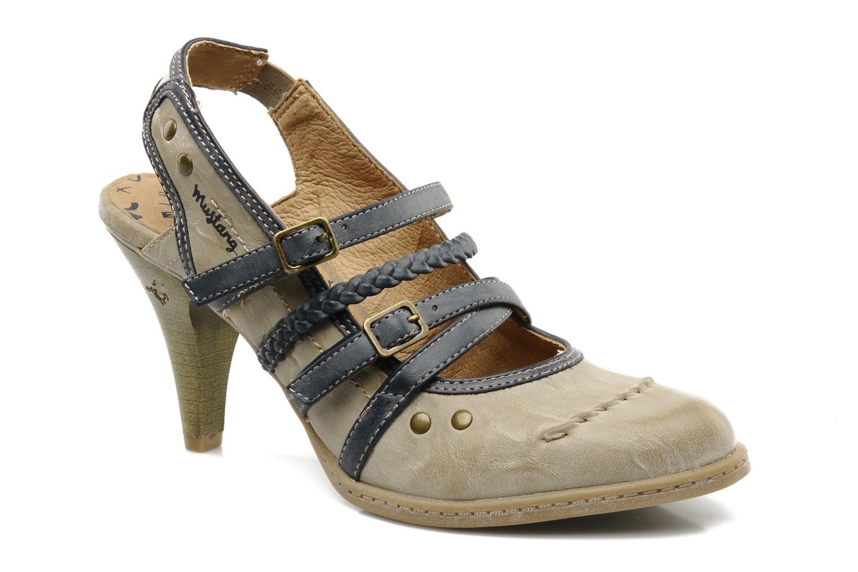 mustang shoes myeline high heels in beige at. Black Bedroom Furniture Sets. Home Design Ideas