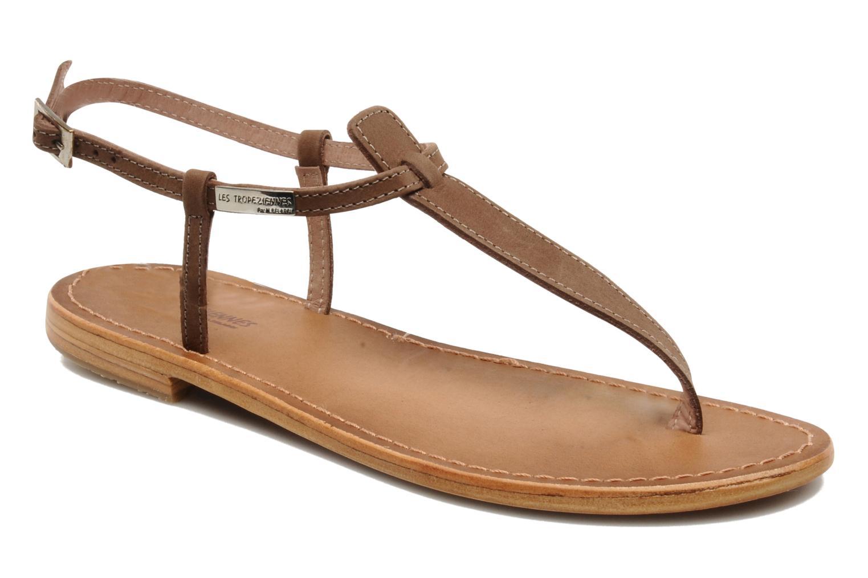 les trop ziennes par m belarbi narbuck sandals in brown at 90029. Black Bedroom Furniture Sets. Home Design Ideas