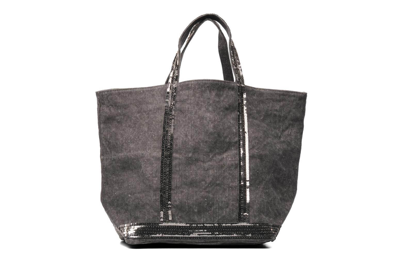vanessa bruno cabas lin paillettes m gris sacs main chez 168088. Black Bedroom Furniture Sets. Home Design Ideas