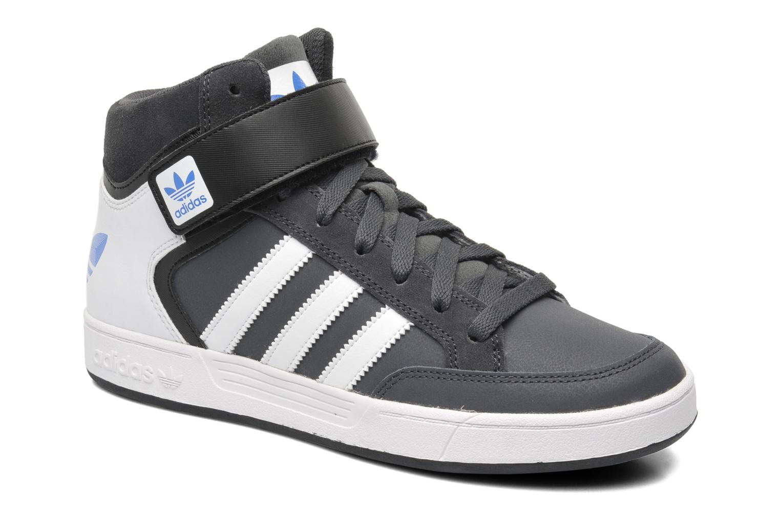 adidas originals varial mid trainers in grey at. Black Bedroom Furniture Sets. Home Design Ideas