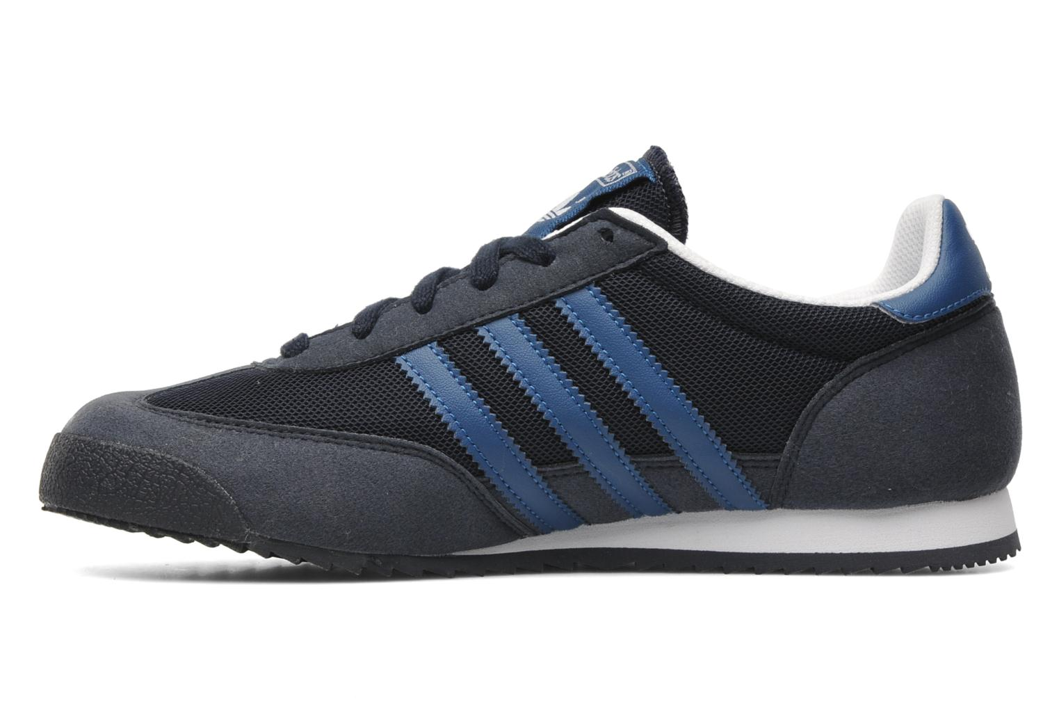 adidas originals dragon j trainers in blue at. Black Bedroom Furniture Sets. Home Design Ideas