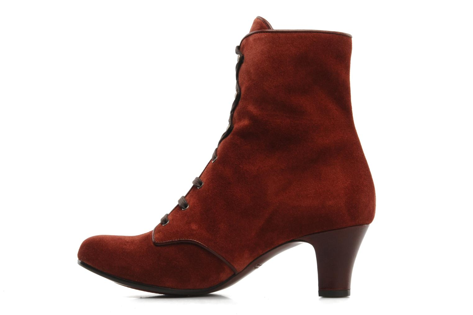 chie mihara gacho ankle boots in burgundy at 109245. Black Bedroom Furniture Sets. Home Design Ideas