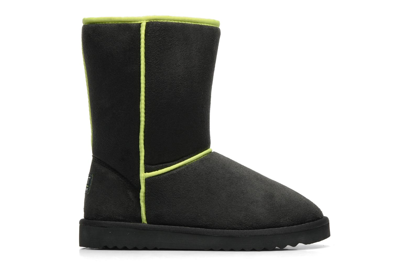 esprit uma neon bootie ankle boots in grey at. Black Bedroom Furniture Sets. Home Design Ideas