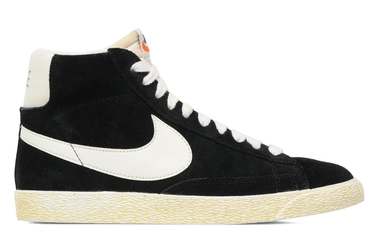 nike blazer high vintage schwarz sneaker bei sarenza. Black Bedroom Furniture Sets. Home Design Ideas