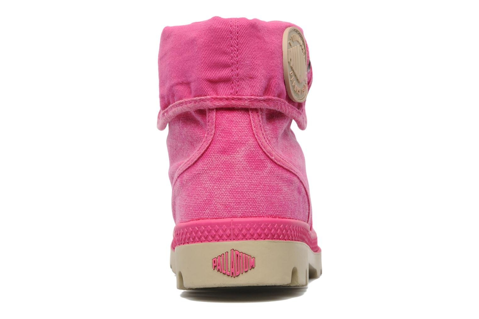 palladium baggy cvs f  rose