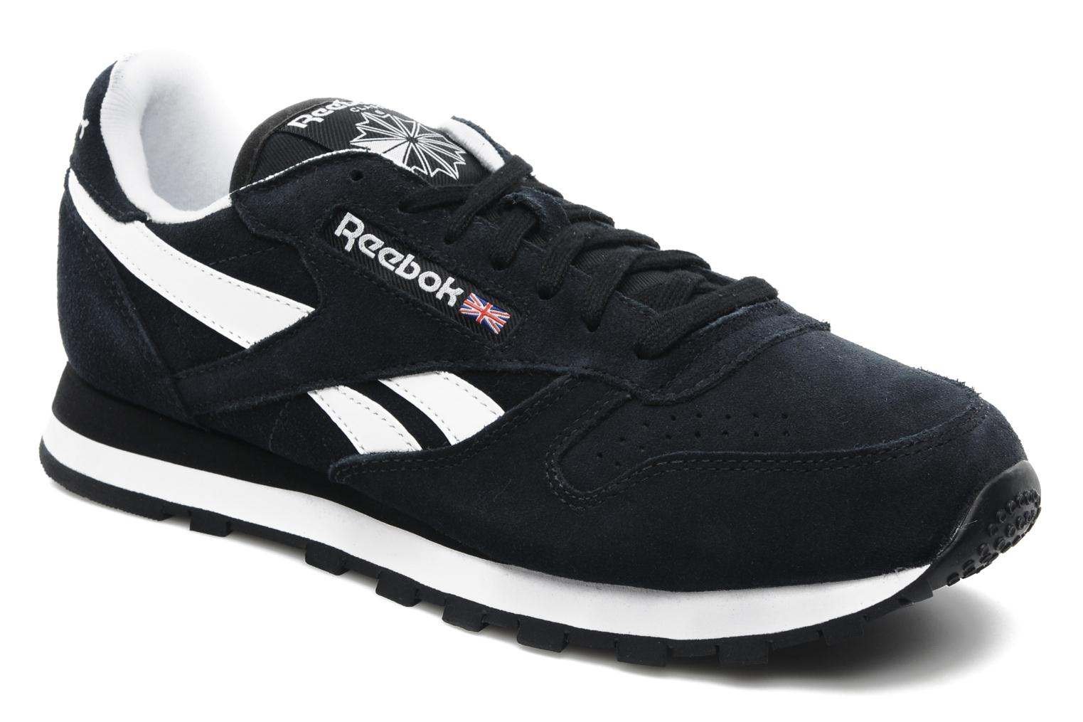 REEBOK Cl Leather Suede