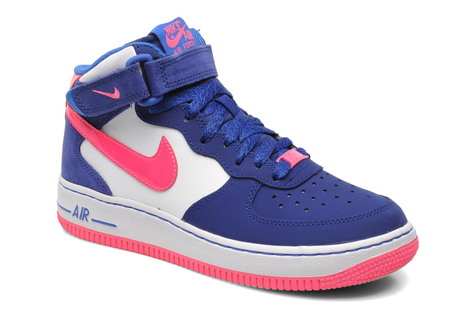 nike air force 1 mid gs sport shoes in white at 197869. Black Bedroom Furniture Sets. Home Design Ideas