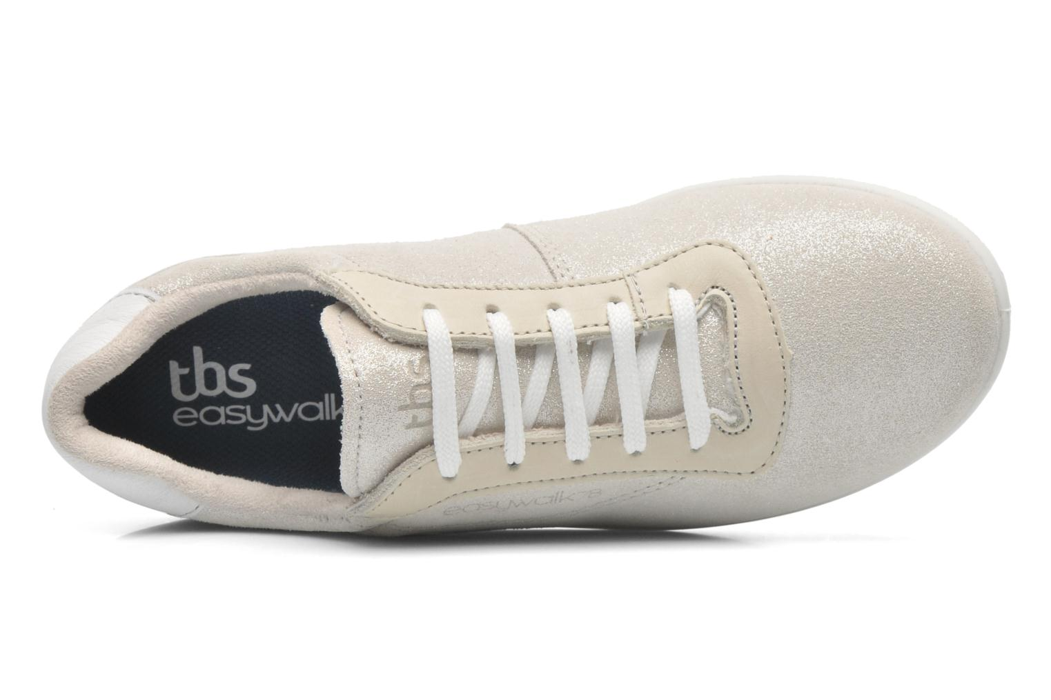 tbs easy walk anyway trainers in white at 214613. Black Bedroom Furniture Sets. Home Design Ideas