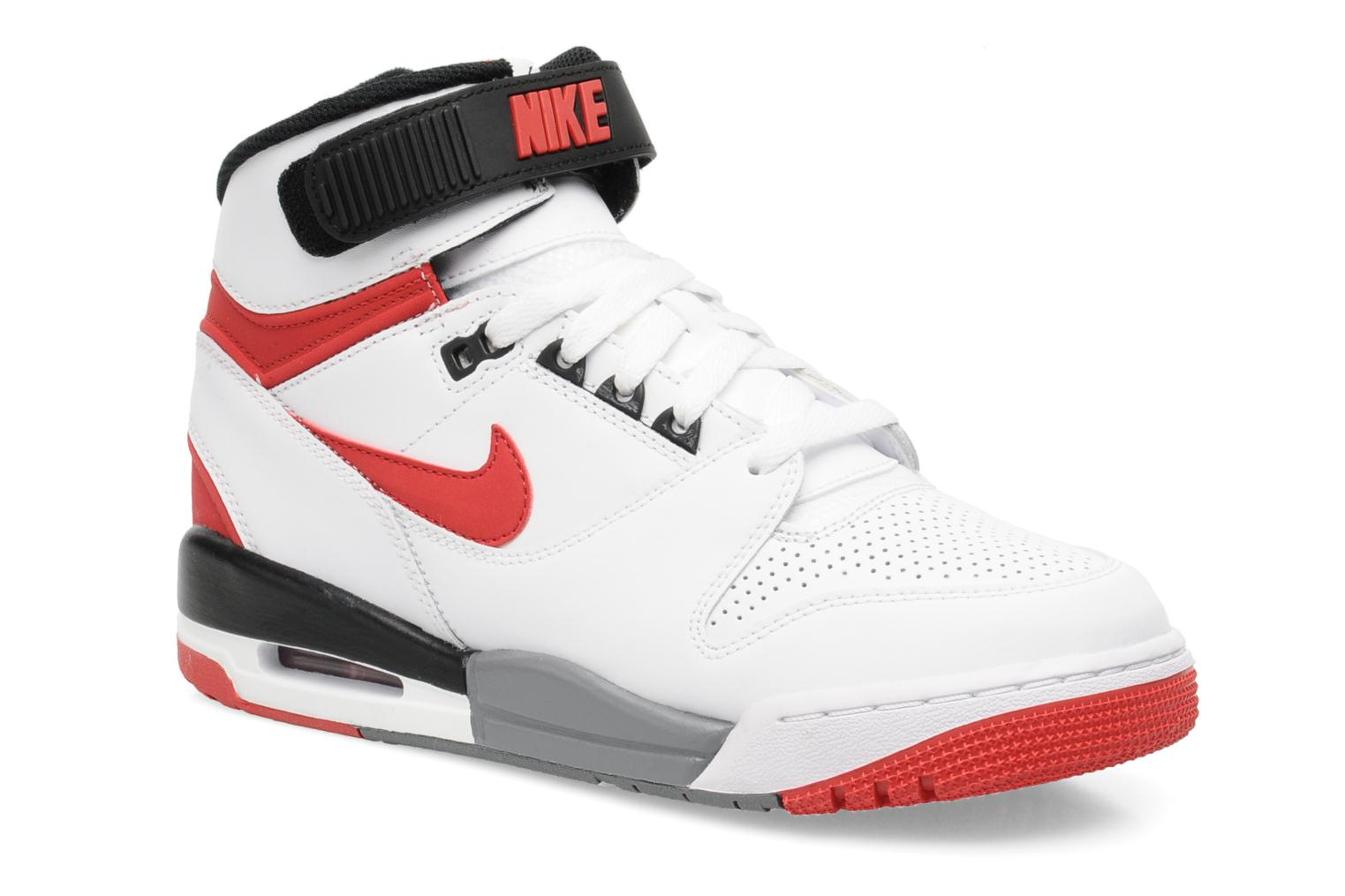 nike nike air revolution trainers in white at. Black Bedroom Furniture Sets. Home Design Ideas