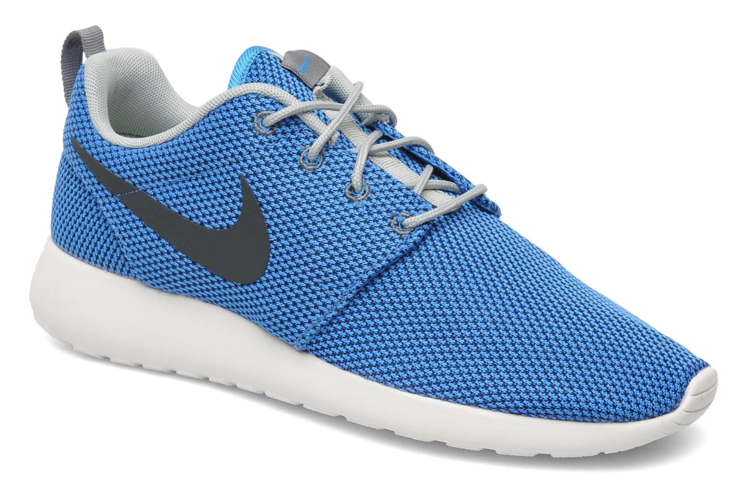 nike roshe run youth gs blauw