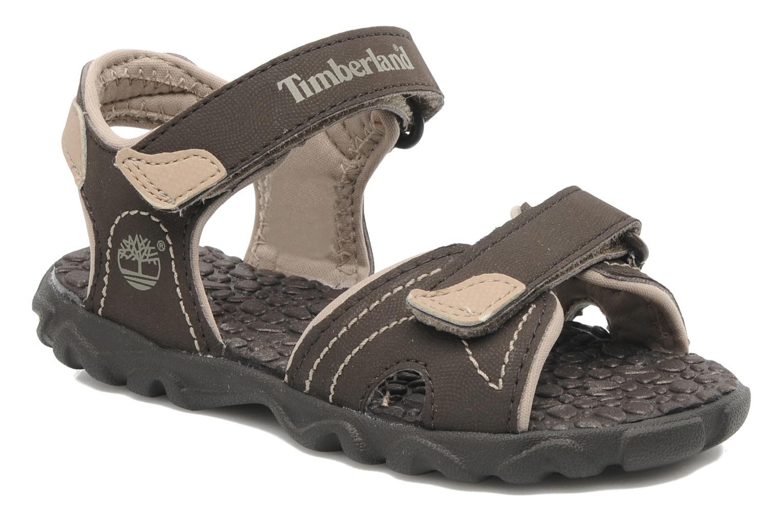 Timberland Splashtown 2 Strap Sandal Brun Sandaler Och