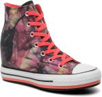 Chuck Taylor All Star Tie & Dye Platform Color Hi W