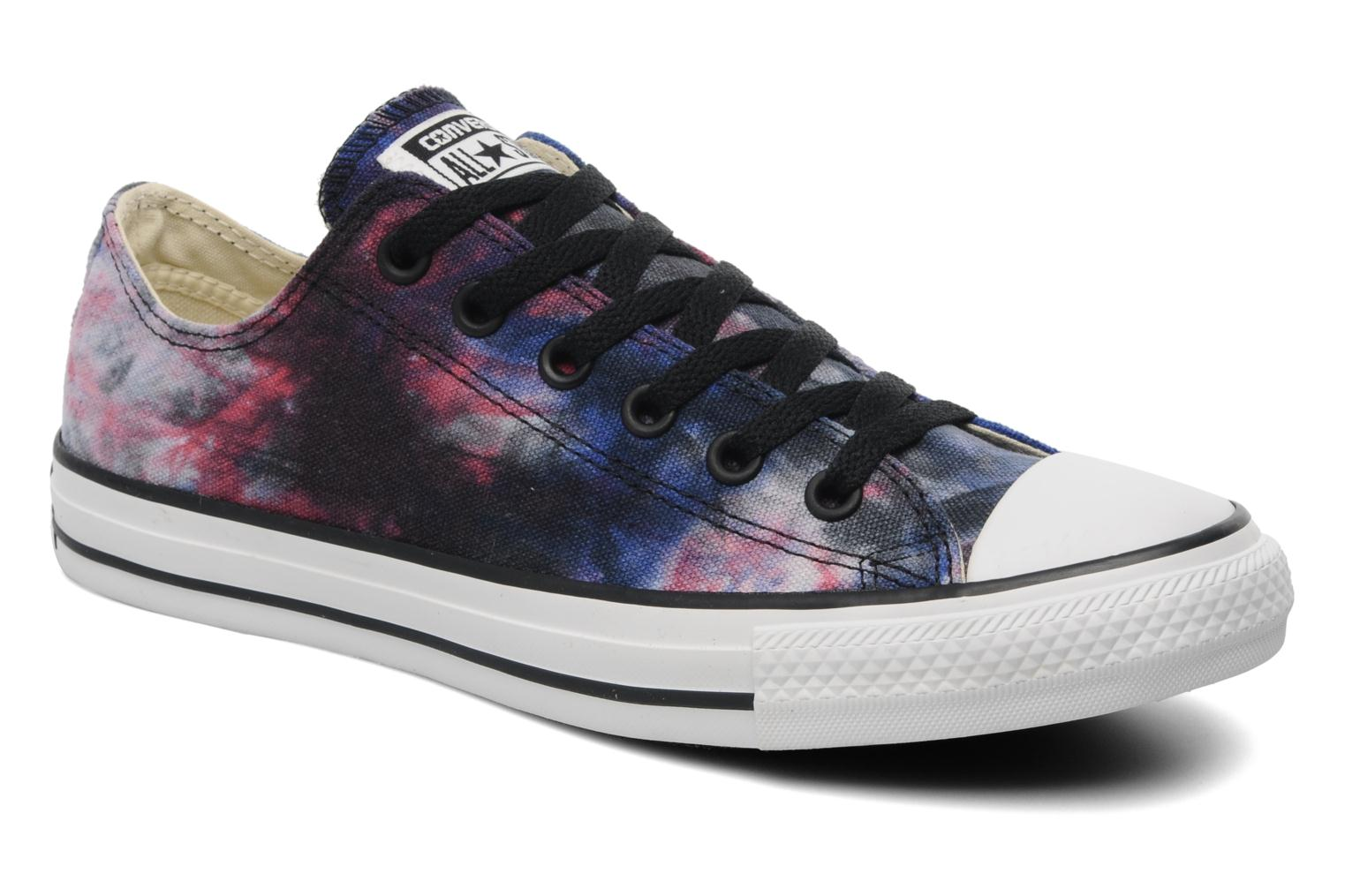 converse chuck all tie dye ox m trainers in multicolor at sarenza co uk 180714