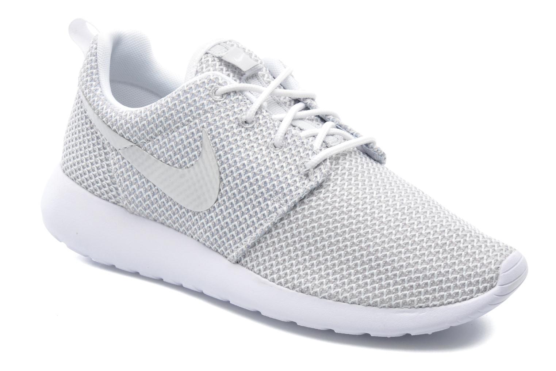 Nike Roshe Grau Silber