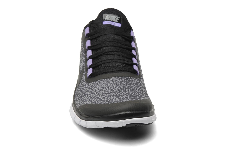 Nike Free 3.0 Schwarz Lila