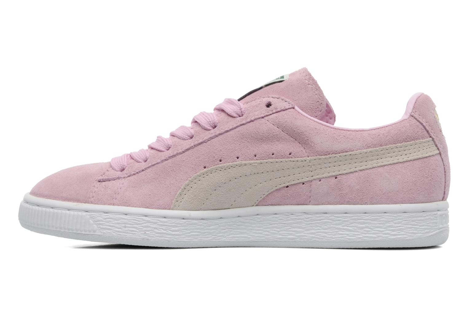 puma suede classic sl wn 39 s trainers in pink at. Black Bedroom Furniture Sets. Home Design Ideas