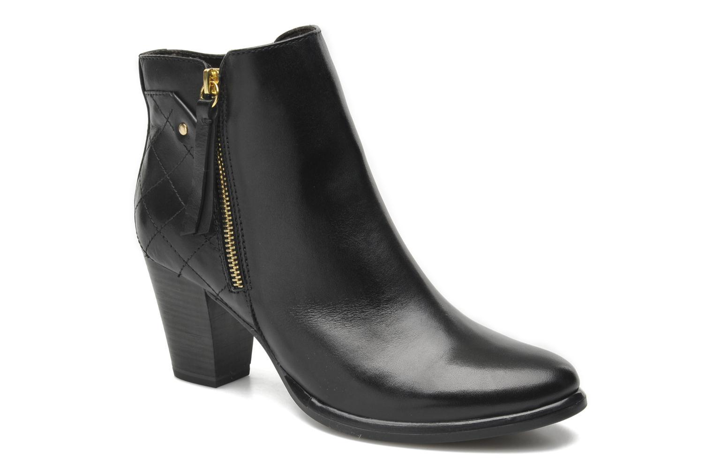 tamaris bellana noir bottines et boots chez sarenza 188934. Black Bedroom Furniture Sets. Home Design Ideas