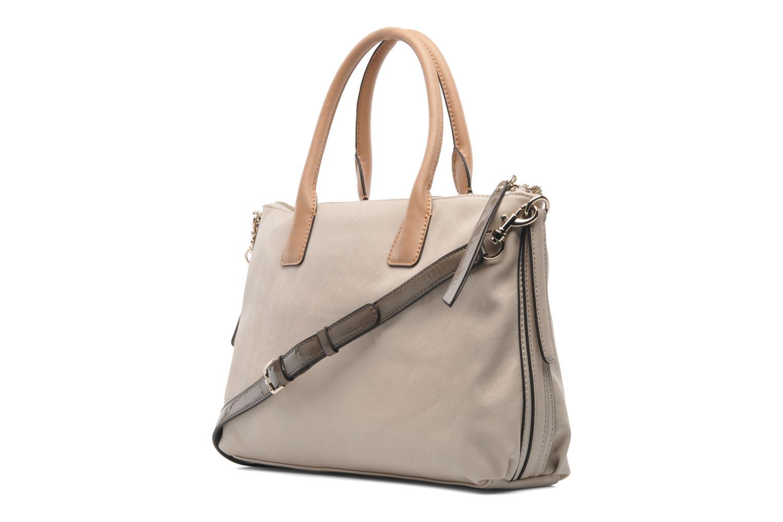 guess judy cayanne satchel beige handtaschen bei 190806. Black Bedroom Furniture Sets. Home Design Ideas