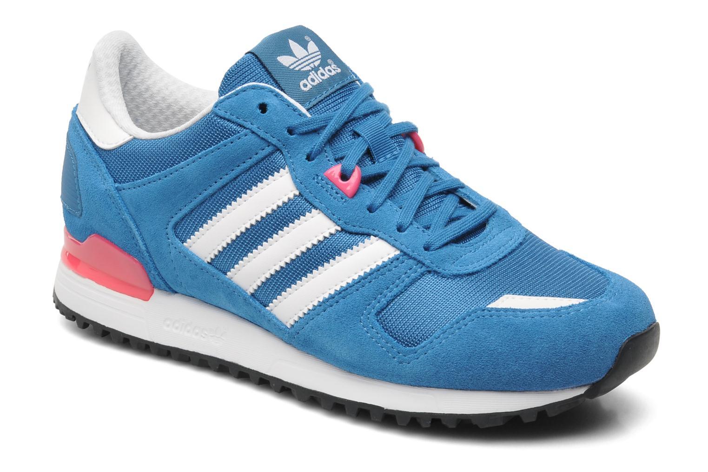 adidas originals zx 700 w blauw sneakers bij. Black Bedroom Furniture Sets. Home Design Ideas