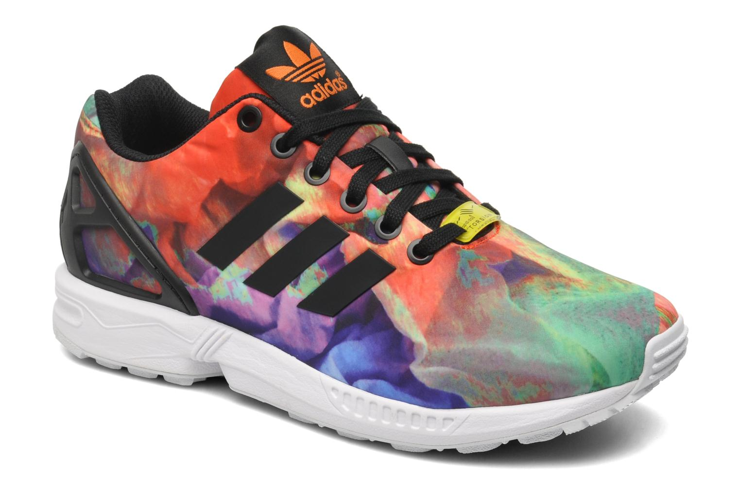 adidas originals zx flux multicolor. Black Bedroom Furniture Sets. Home Design Ideas