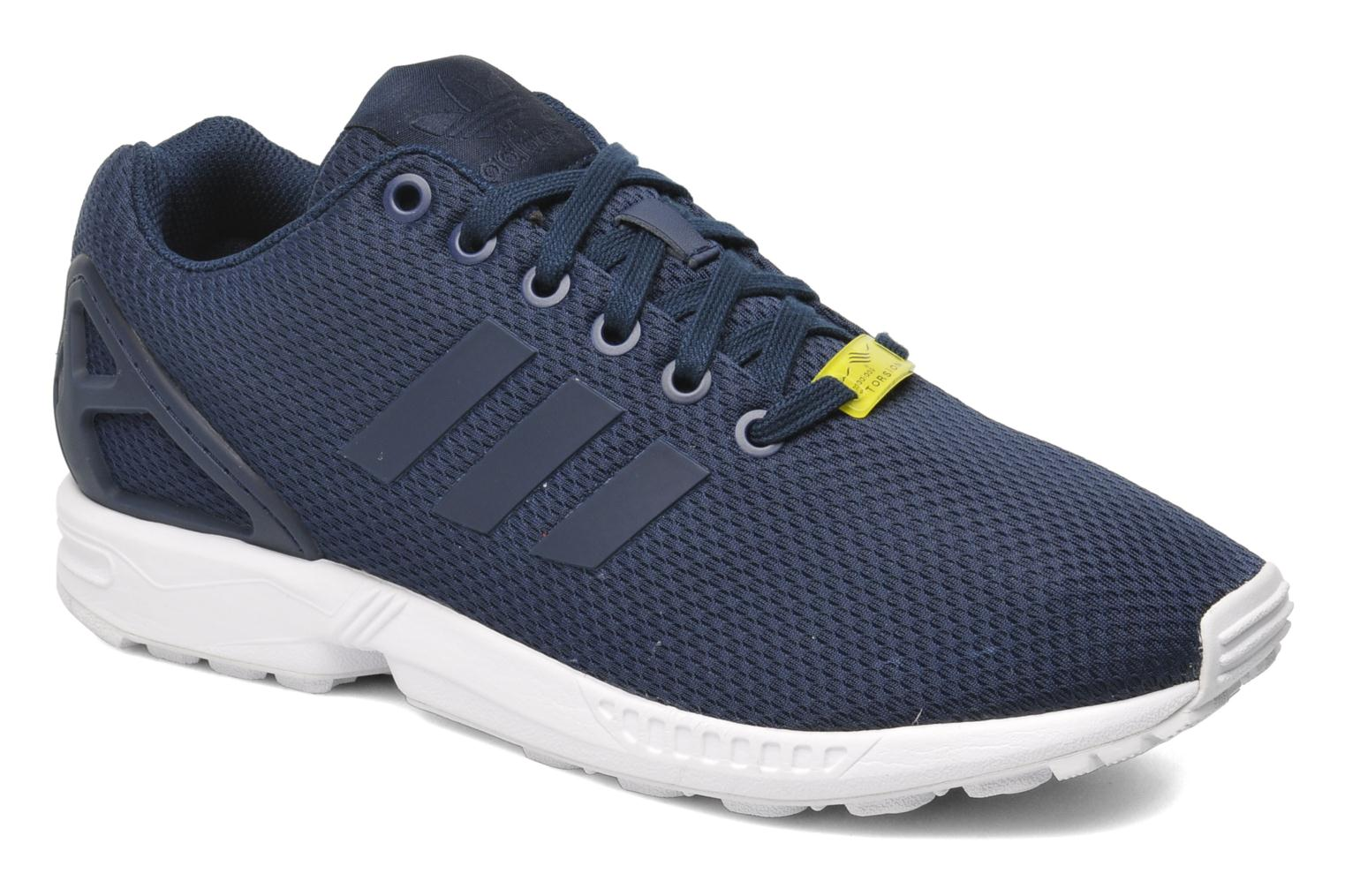 adidas originals zx flux blau sneaker bei 193046. Black Bedroom Furniture Sets. Home Design Ideas