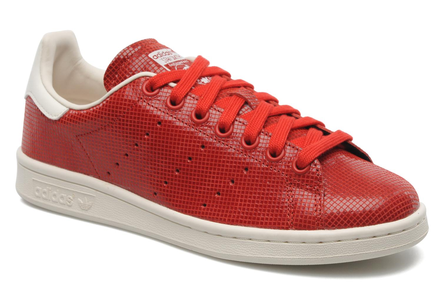 Adidas originals stan smith w rosso sneakers su for Stan smith colori