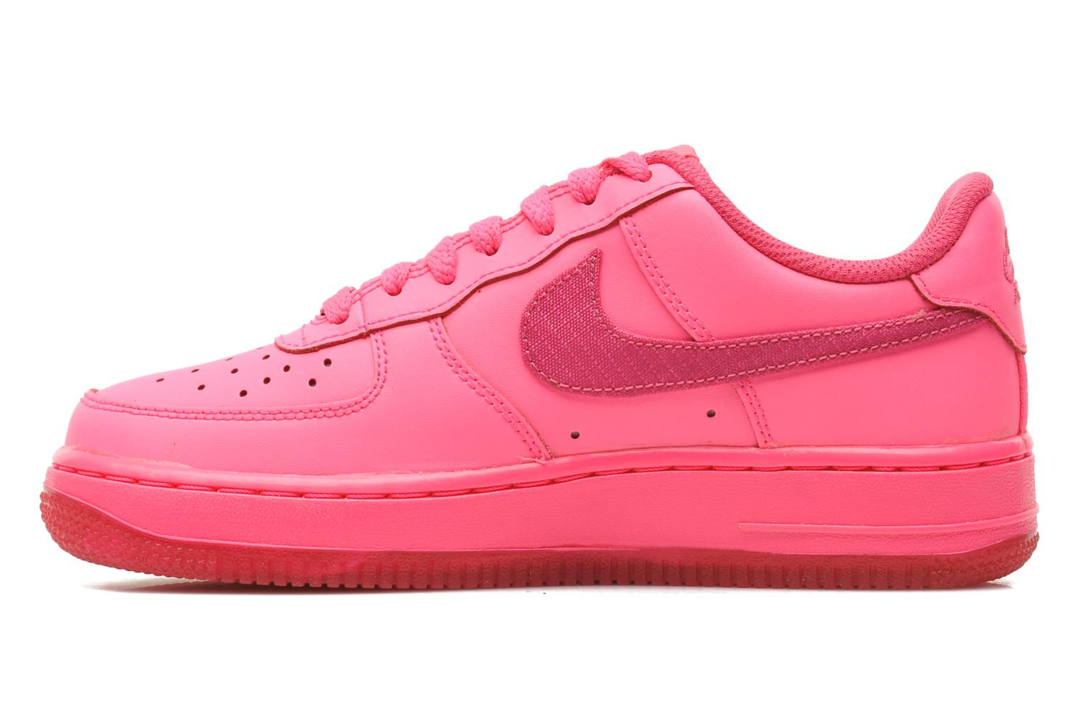 nike air force 1 gs rose baskets chez sarenza 197845. Black Bedroom Furniture Sets. Home Design Ideas