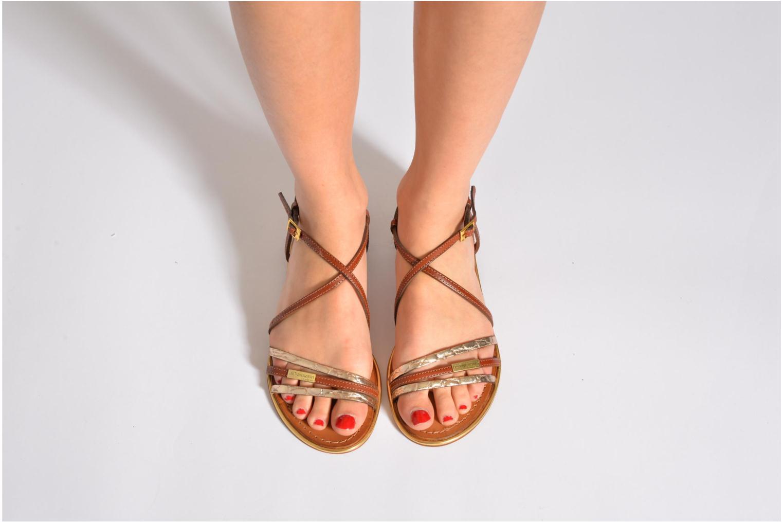 les trop ziennes par m belarbi balise marron sandales et nu pieds chez sarenza 212672. Black Bedroom Furniture Sets. Home Design Ideas