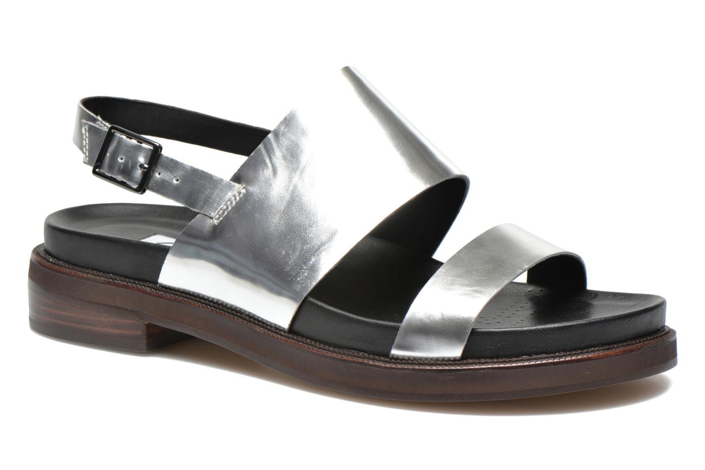Clarks Zena Mae Sandals Color: Silver