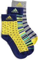 Adidas Originals ( Pack de 3 ) chaussettes Adidas Kid YG