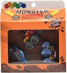 Crocs  Monster Trucks 3pc-Pack