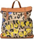 Vivienne Westwood AFRICA PROJECT Steamer bag Leopard/Tiger