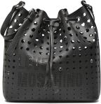 Love Moschino Cut out shoulder bag