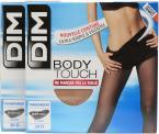 Dim Collant  Body touch transparent Pack de 2
