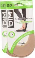 Dim Chaussettes invisibles BALLERINES Pack de 4