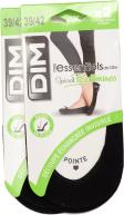 Dim Protège bas spéciale ballerines Pack de 3+1 gratuit